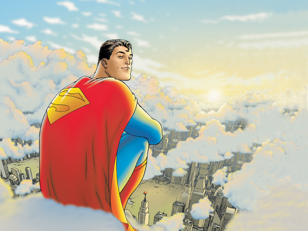 Icons of Motivation: Superman