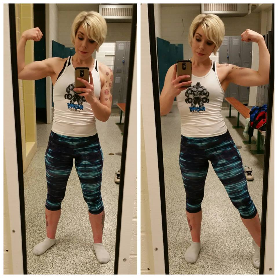 Guest Post: Fitness, Parenting, and 70 Pounds of Weight Loss