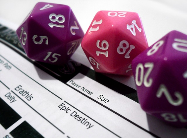 Level Up Your Life with a Tabletop RPG