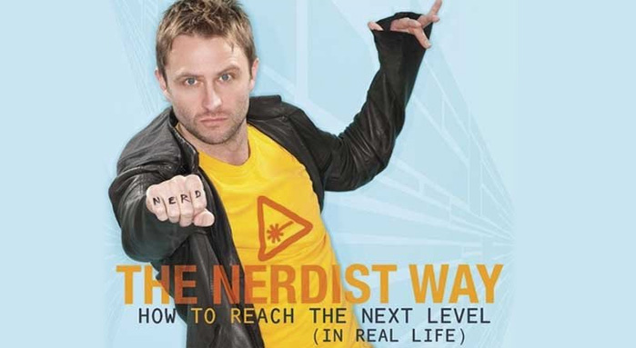 Shoutout: The Nerdist Way, by Chris Hardwick