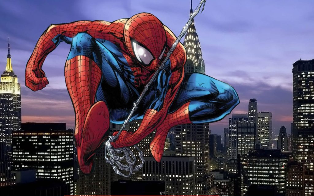 Icons of Motivation: Spider-Man