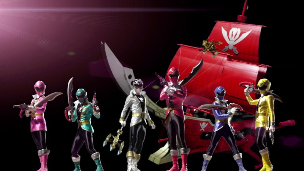 Kaizoku Sentai Gokaiger: The Power to Seize Dreams