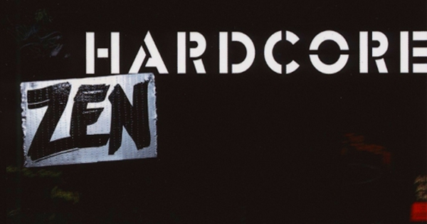 Shoutout: Hardcore Zen, by Brad Warner