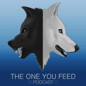 the one you feed podcast podcasts self improvement mindfulness