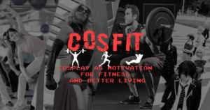 cosfit cosplay fitness cosplay america