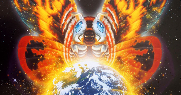 The Motivational Morals of Mothra (Godzilla)