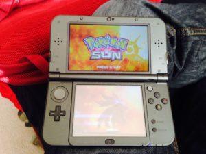 pokemon sun moon nintendo 3ds