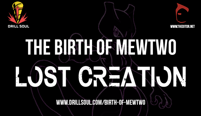 Announcement: The Birth of Mewtwo: Lost Creation Radio Drama