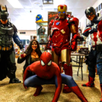 The Newbie's Guide to Charity Cosplay, Part 3: Heroes Unite