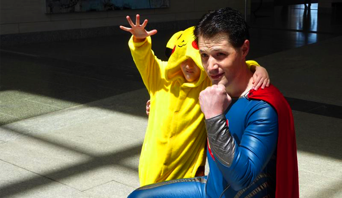 The Newbie's Guide to Charity Cosplay, Part 4: Great Power, Great Etiquette