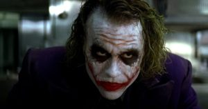 heath ledger joker batman the dark knight false attribution