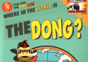expand dong meme donkey kong invisible gorilla test inattentional blindness