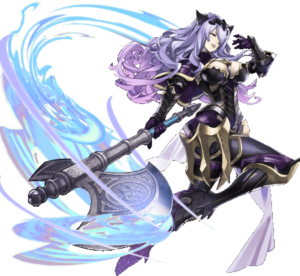 fire emblem fates heroes conquest birthright awakening warriors camilla family