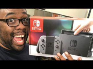 black nerd comedy nintendo switch facebook envy
