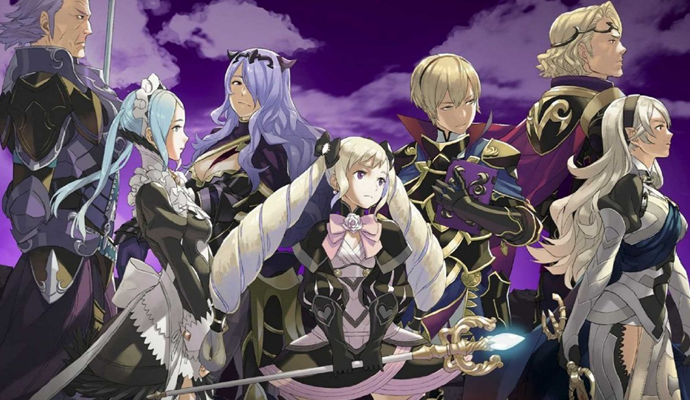 Lessons in Family from Fire Emblem Fates