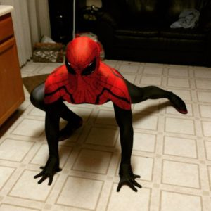 spider-man superior spiderman cosplay marvel