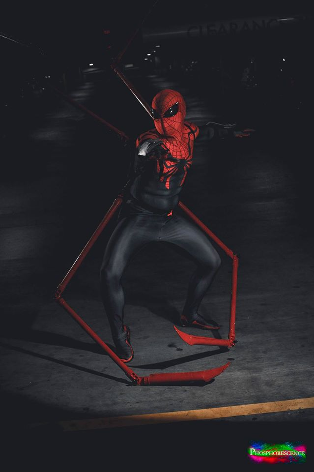 superior spider-man spiderman spider-verse spiderverse marvel comics cosplay