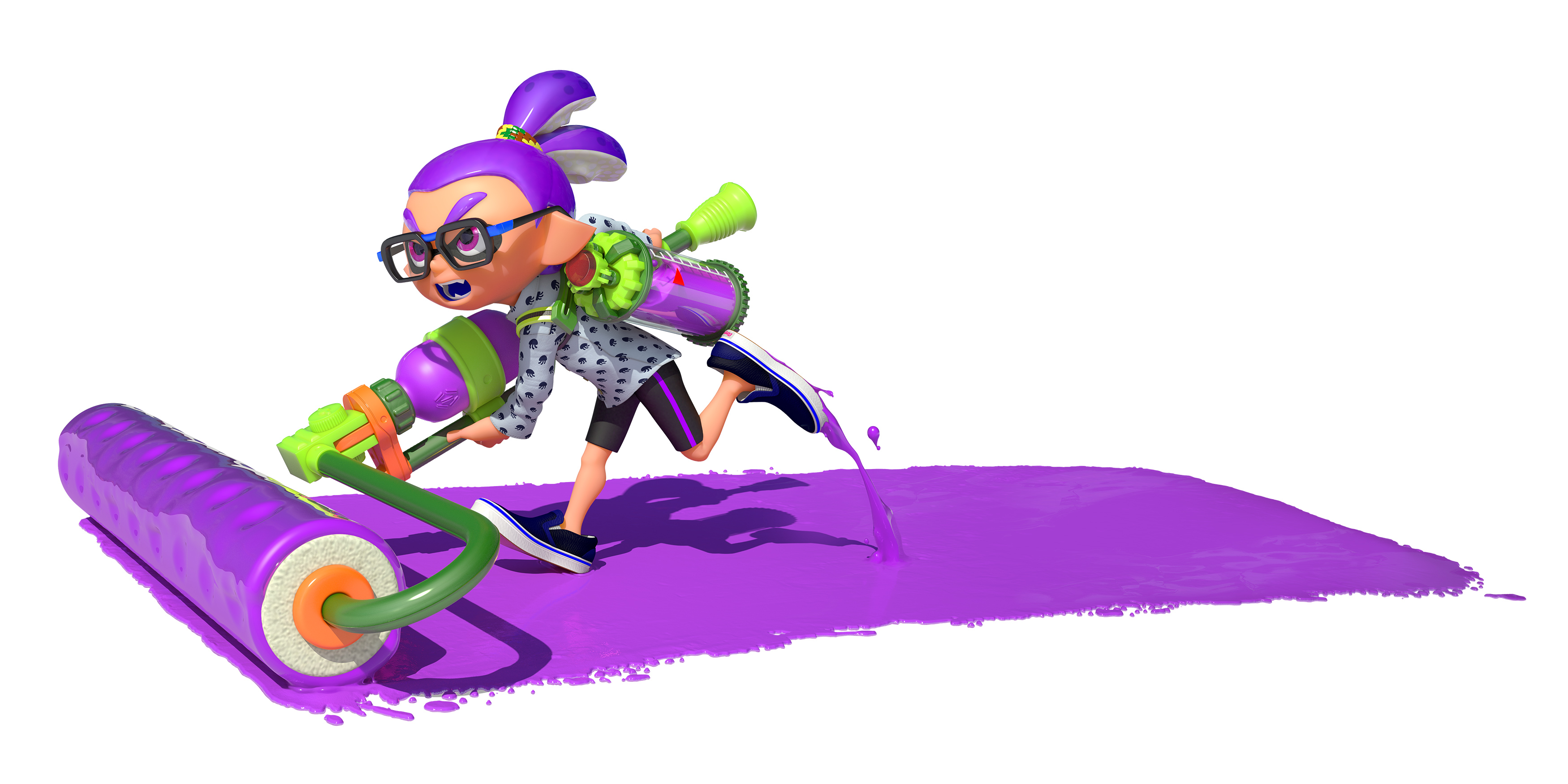 splatoon nintendo dungeons and dragons homebrew switch