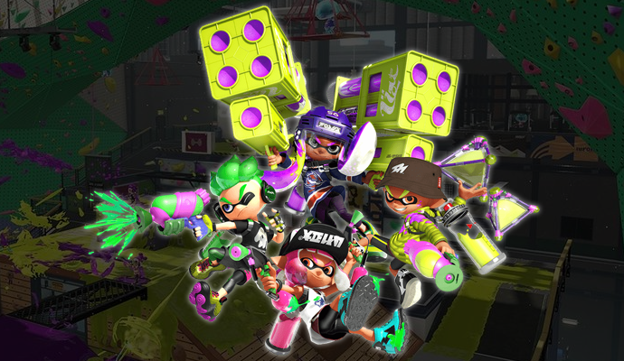 Bring Splatoon into your Dungeons and Dragons Game with the Inklings!